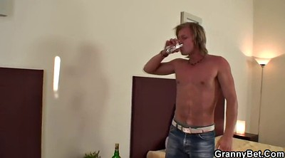 Mature party, Young guy, Old guy, Milf party, Mature young