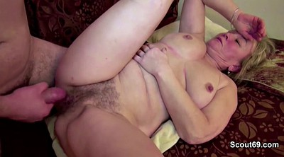 Mom, Mom cum, Hairy pussy, Old hairy, Mom hairy