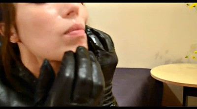 Gloves, Leather, Glove, Leather glove