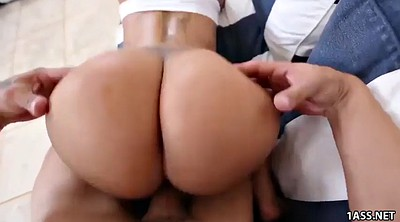 Lela star, Big butts, Latina ass