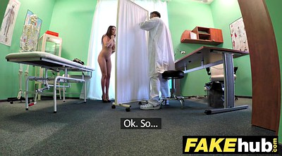 Tall, Hospital, Doctors, Fake tits