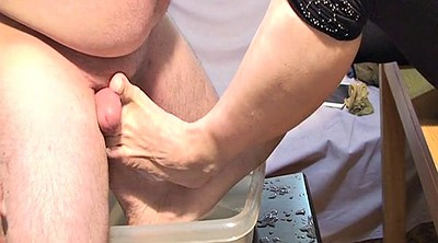 Mature feet, Matures