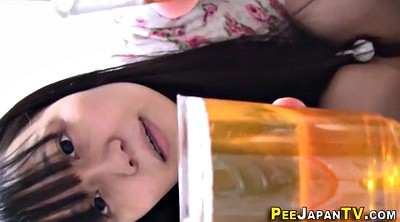 Japanese piss, Voyeur piss, Japanese pissing, Bottle, Asian piss, Piss japanese