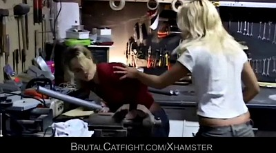 Teen, Catfight