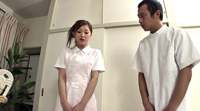 Japanese nurse, Japanese masturbation, Japanese big tit, Japanese handjob