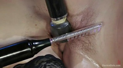 Spit, Lesbian femdom, Lesbian anal fisting, Anal squirting