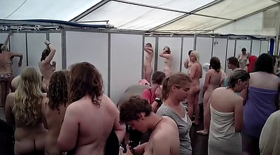Bbw group, Public shower, Group bbw, Bbw orgy