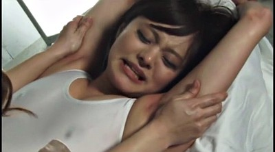 Japanese massage, Japanese armpit, Armpit