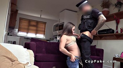 Ass to mouth, Mouth, Fake cop