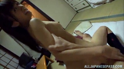 Asian blowjob, Panty, Asian doggy style