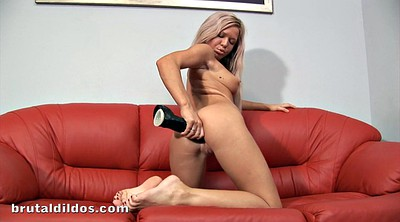 Anal brutal, Big ass solo
