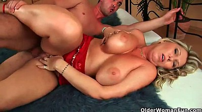 Old mom, Mature mom, Mom sex
