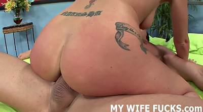 Wife watching, Fuck me