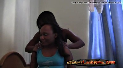 African, Strip, Making love, Lesbians making love