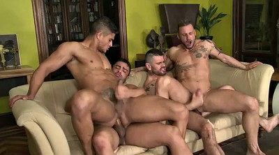 Foursome, Gay sex, Gay group