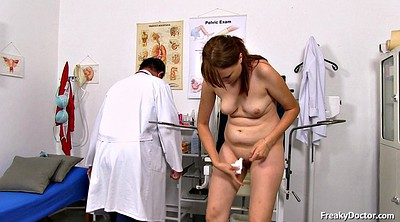 Gyno, Doctors, Speculum, Small young