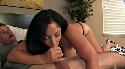 Step mom, Big tit mom, Deep throat, My mom