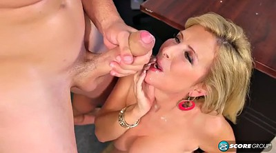 Mature creampie, Matures