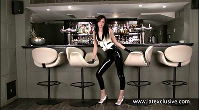 High heels, Shiny latex, High-heeled, High heeled, Po r n, High heels solo