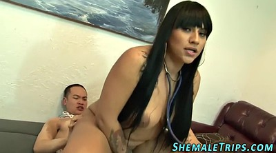 Busty shemale, Transsexual, Transsexuals, Big tits shemale
