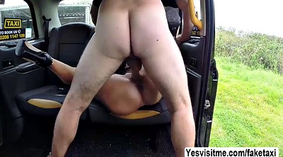 Public anal, Taxi anal, Backseat