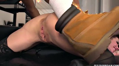 Black anal, Veronica anal, Big but