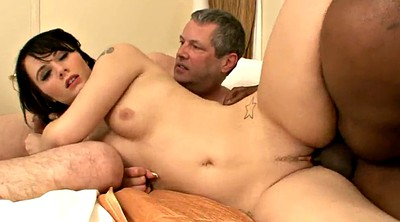 Old men, Montana, Cuckolding, Ebony young, Sky, Cuckold black