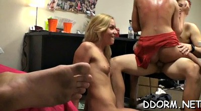 College, Public sex, College sex party