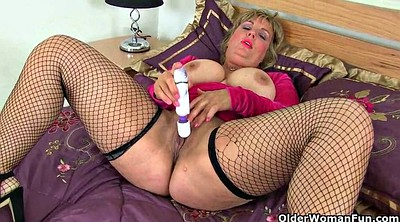 Big tits fuck, British cougar