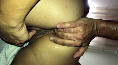 Cuckold, Double, Double anal, Wife fucked