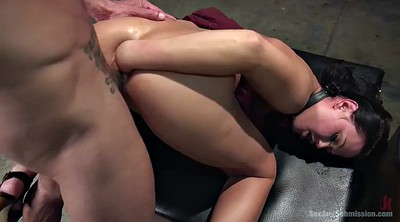 Roxy, Rough, Anal fisting