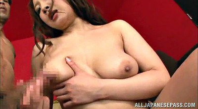 Asian milf, Moans