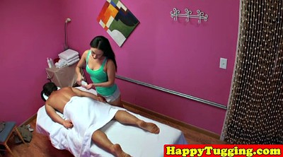 Asian, Asian handjob, Masseuse