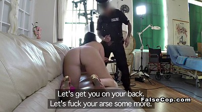 Huge boobs, Bbw boobs, Cops, Fake anal