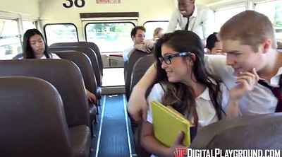 Bus, School, Anal bbw, Digitalplayground, The bus