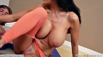 Ava addams, Mature woman, Teen big boobs