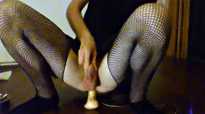 Toy, Crossdresser, Crossdress, No, Vibrate, Crossdresser dildo