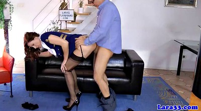 Ffm, Stockings creampie