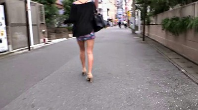 Voyeur, Walking, Walk, Japanese leg