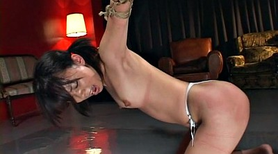 Nude, Rope, Spanking asian