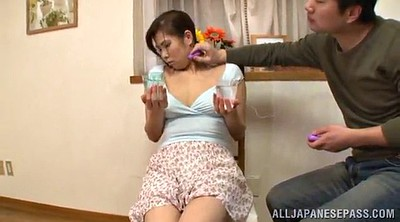 Japanese big tits, Asian milf