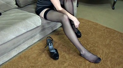 Sexy lingerie, Black stocking, Stockings foot, Stocking foot