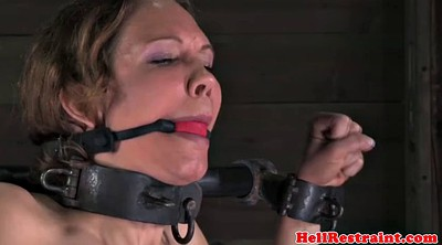 Gagging, Bound