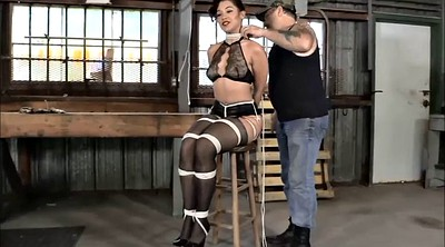 Bdsm, Rope, Master, Beautiful girl, Tied bdsm