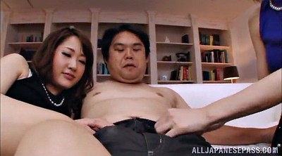 Japanese threesome, Japanese licking, Japanese g