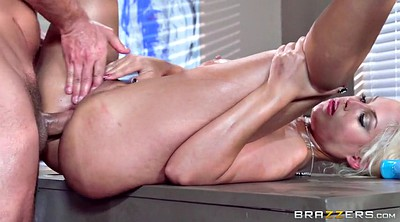 Bridgette b, Bridgette, Ball, Anal blonde, Anal ball