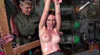 Cosplay, Big tits, Tickling, Tickle, Torture, Kendra james