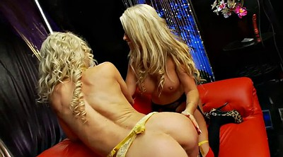 Face sitting, Blonde anal