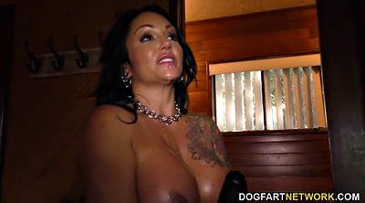 Cheat, Daddy anal, Blacked milf, In front of, Daddy and son