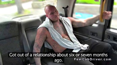 Taxi, Fake taxi, Boob, Blond